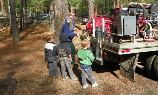 Wildfire Awareness Week: Ahtanum Campground 10