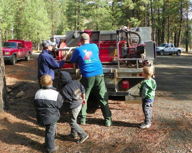 Wildfire Awareness Week: Ahtanum Campground 11