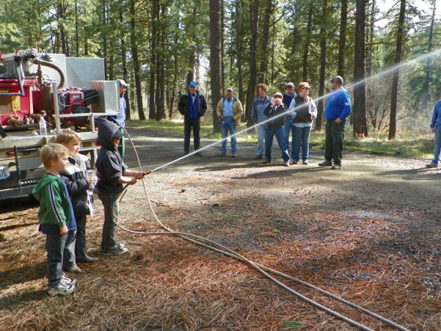 Wildfire Awareness Week: Ahtanum Campground 16