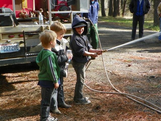 Wildfire Awareness Week: Ahtanum Campground 17