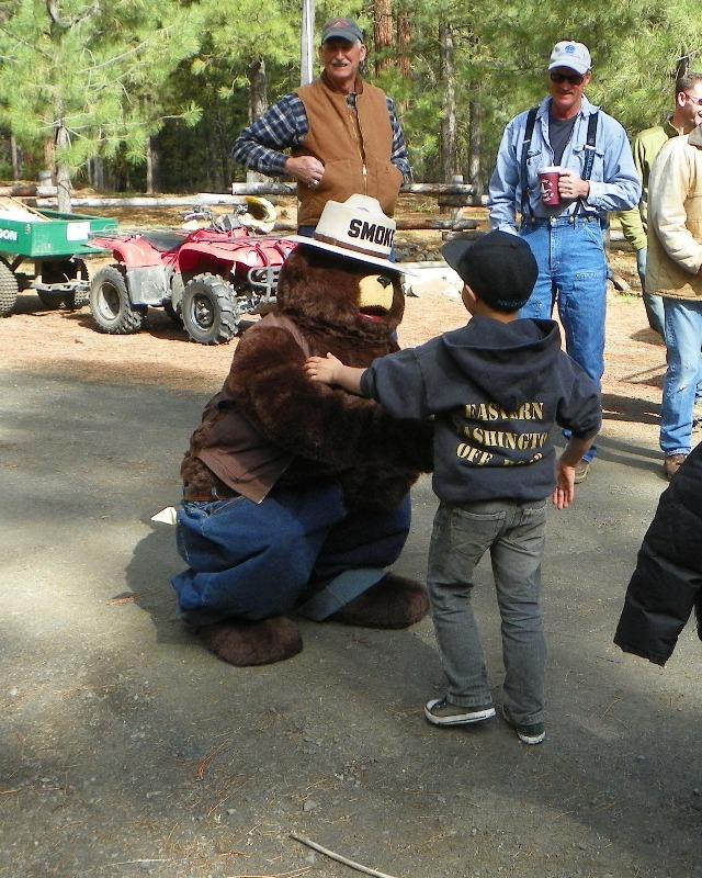 Wildfire Awareness Week: Ahtanum Campground 23