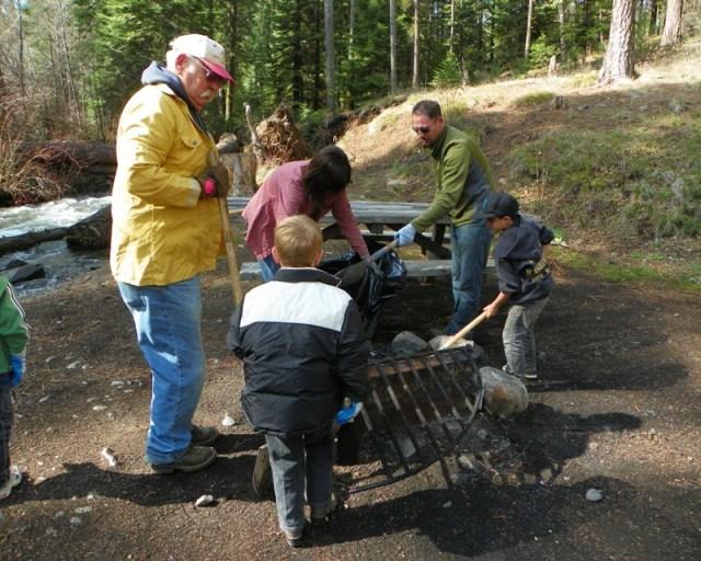 Wildfire Awareness Week: Ahtanum Campground 42