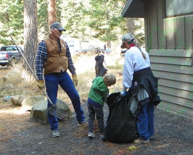 Wildfire Awareness Week: Ahtanum Campground 56