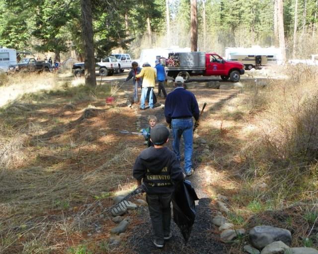 Wildfire Awareness Week: Ahtanum Campground 57