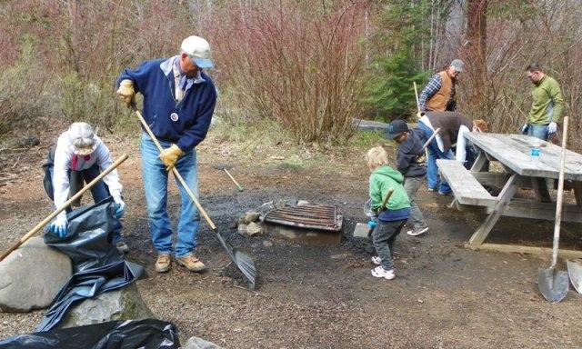 Wildfire Awareness Week: Ahtanum Campground 66