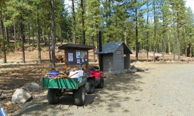 Wildfire Awareness Week: Ahtanum Campground 71