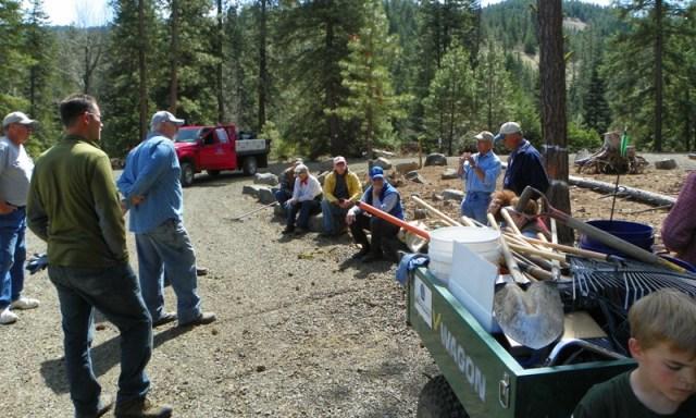 Wildfire Awareness Week: Ahtanum Campground 73