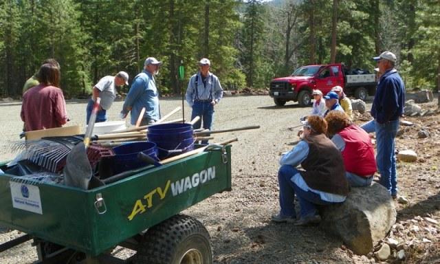 Wildfire Awareness Week: Ahtanum Campground 74