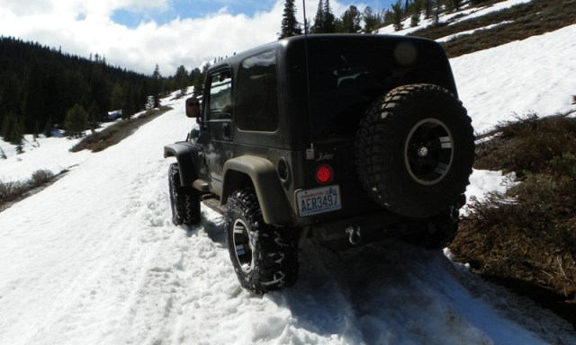 Memorial Day 4×4 Snow Run at the Ahtanum State Forest 63
