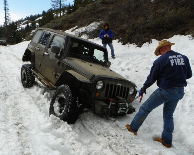 Memorial Day 4×4 Snow Run at the Ahtanum State Forest 76