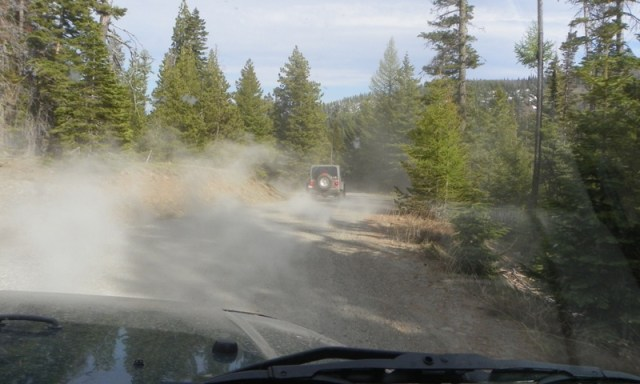 Memorial Day 4×4 Snow Run at the Ahtanum State Forest 78