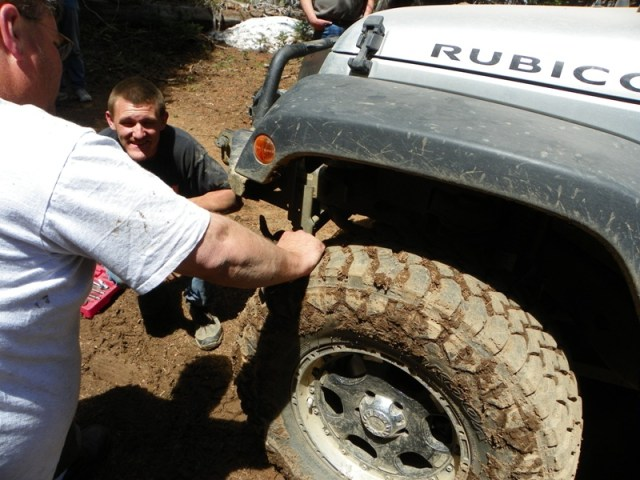 Father's Day 4×4 Run at the Nile 63