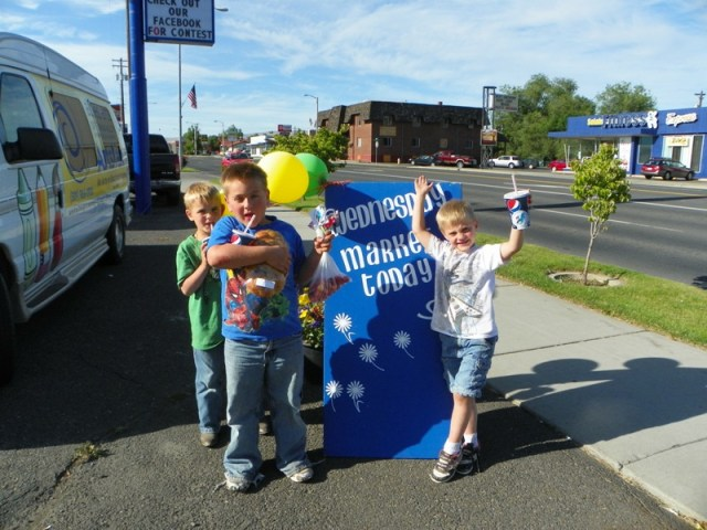Photos: Selah's Wednesday Market 2012 Season Opening 38