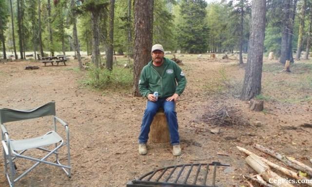 Tree Phones Camping Trip 3