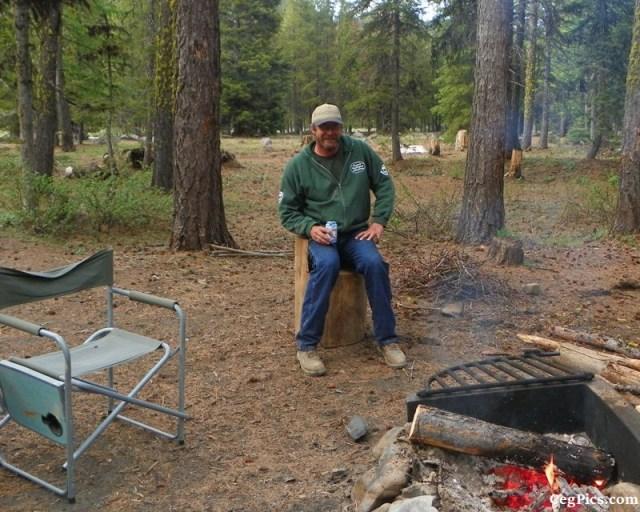 Tree Phones Camping Trip 4