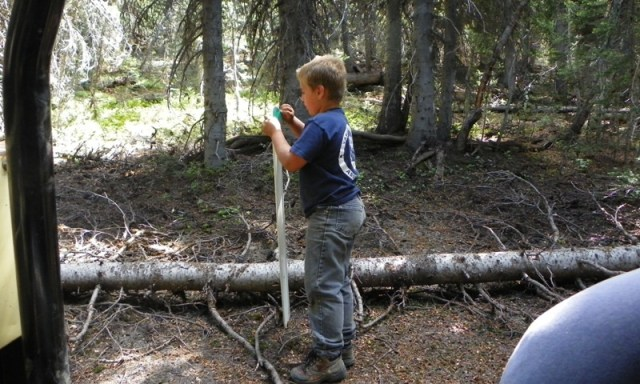 2012 Ahtanum State Forest Camp-out & Clean-up 20