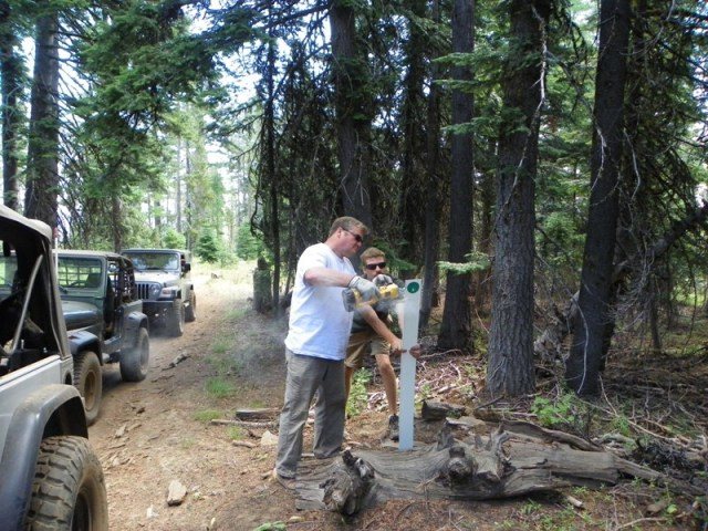 2012 Ahtanum State Forest Camp-out & Clean-up 44