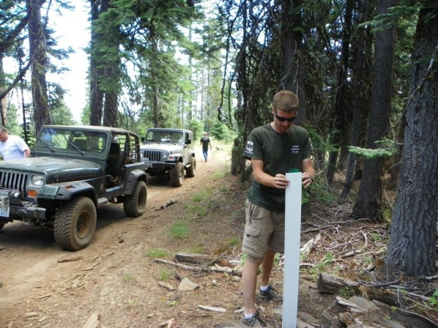 2012 Ahtanum State Forest Camp-out & Clean-up 45