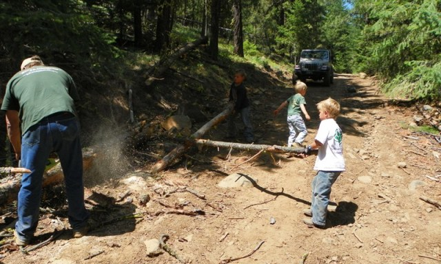 2012 Ahtanum State Forest Camp-out & Clean-up 63