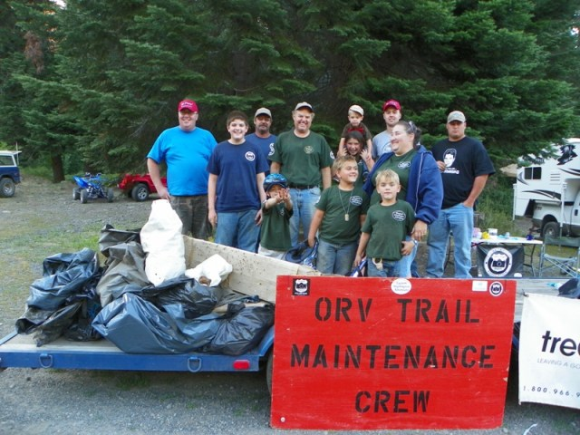 2012 Ahtanum State Forest Camp-out & Clean-up 99