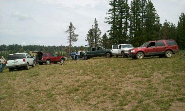 DNR/WDFW Naneum Ridge Field Trip 8