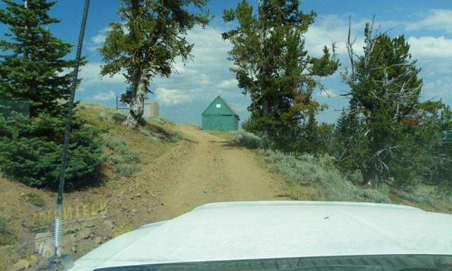 Little Bald Mountain Backroads Trip 6