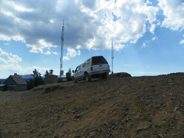 Little Bald Mountain Backroads Trip 11