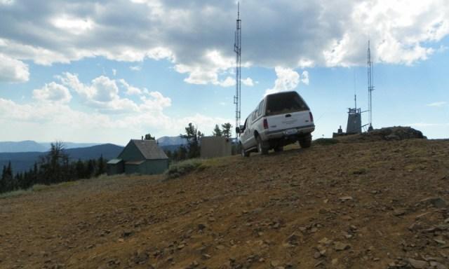 Little Bald Mountain Backroads Trip 15