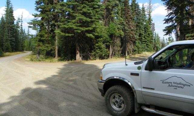 Little Bald Mountain Backroads Trip 29