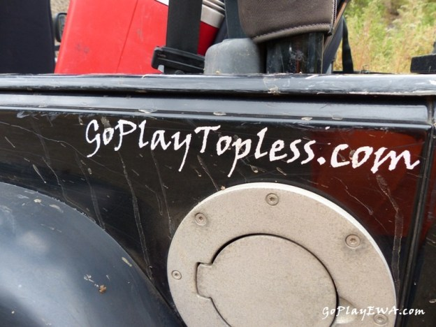 Go Play Topless