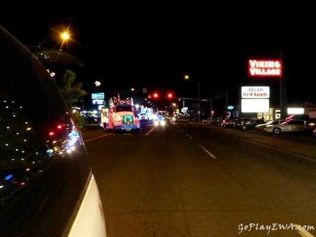 Selah Lighted Parade
