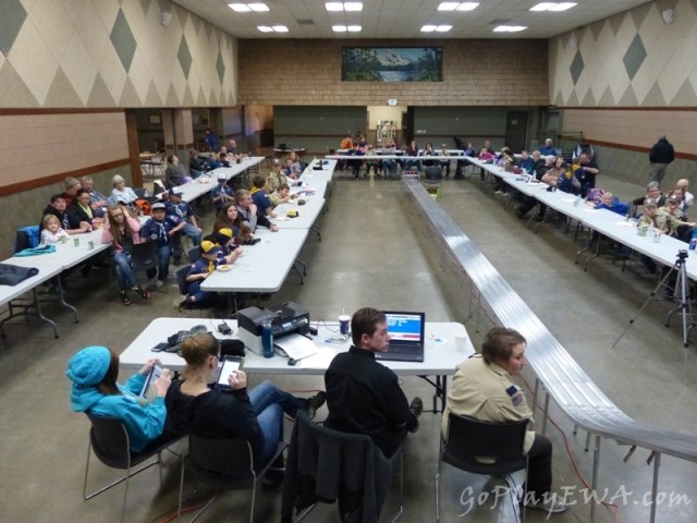 Selah Cub Scout Pack 276 Pinewood Derby
