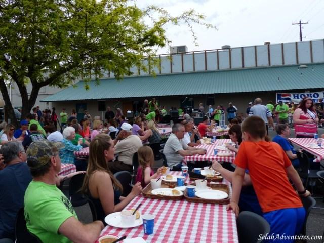 Selah Community Days
