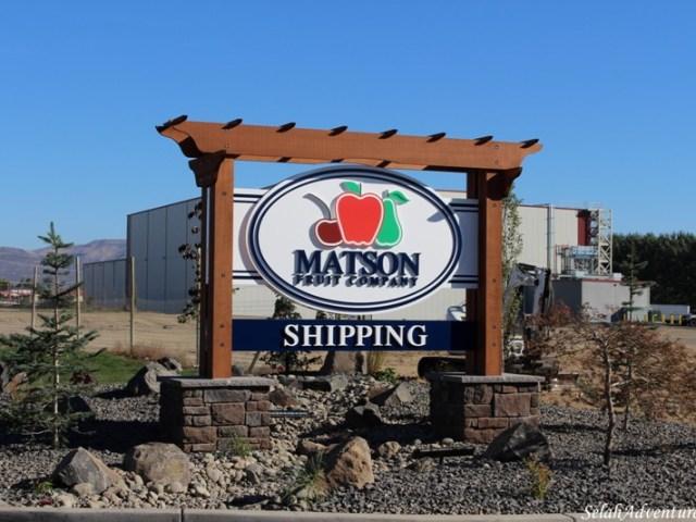 Matson Fruit Ribbon Cutting