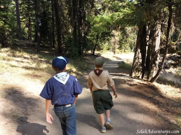 Selah Cub Scout Pack 276 - Camp Fife