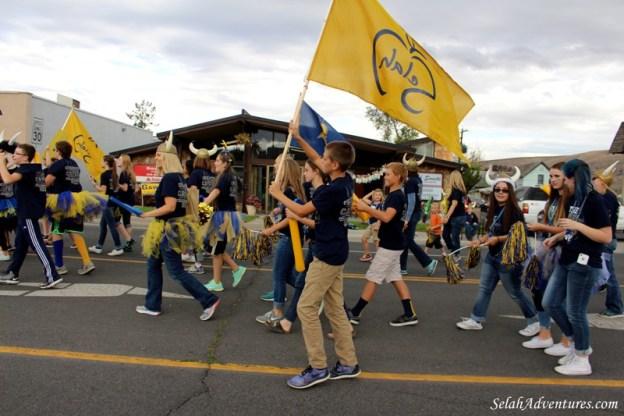 Selah Viking Pride Parade