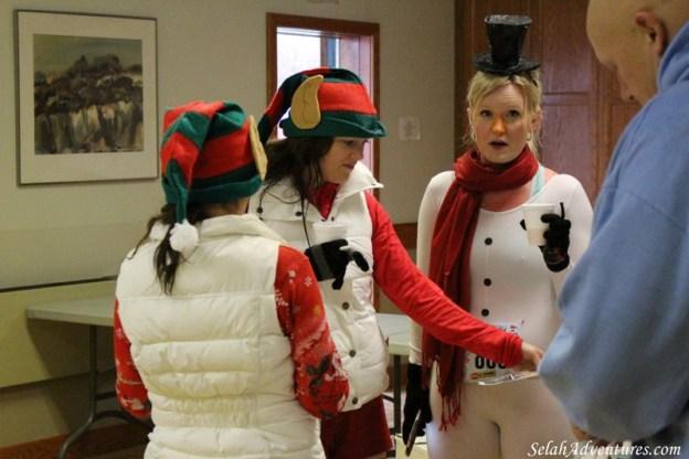 Selah Frosty's Freezin' 5K