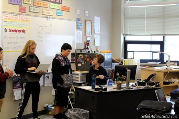 Selah - Selah Middle School