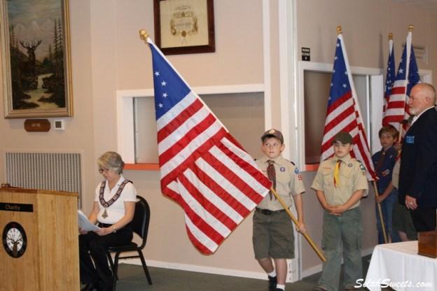 Selah Cub Scouts