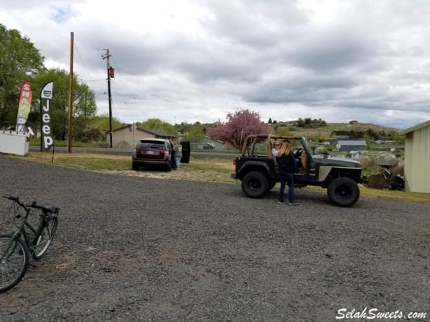 Selah Jeep Meet