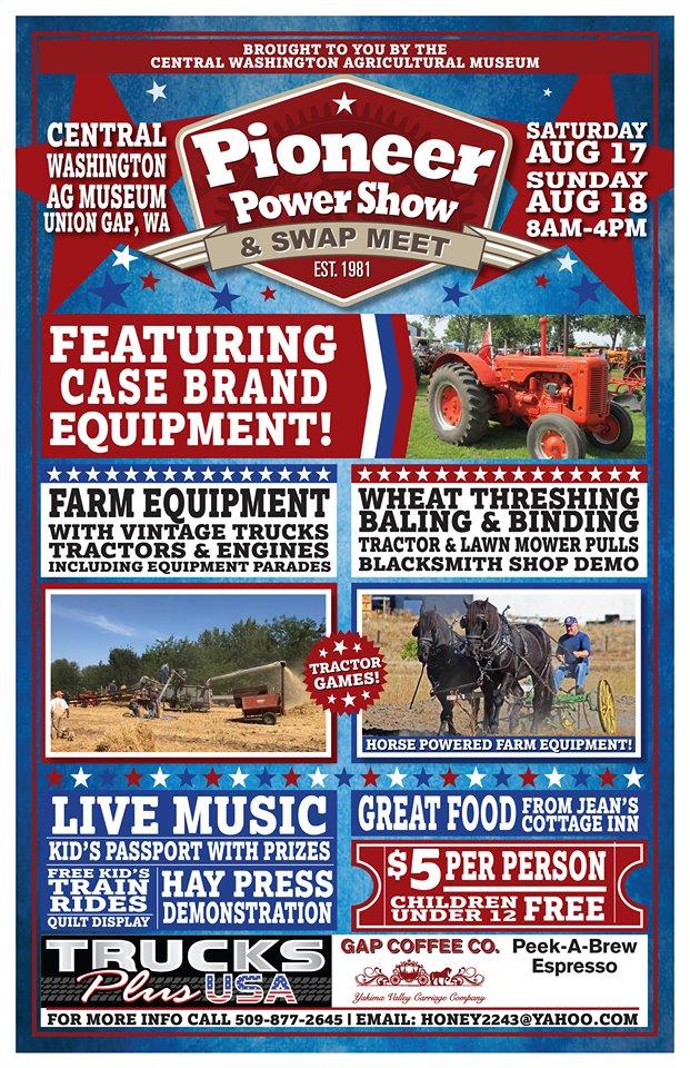 Pioneer Power Show