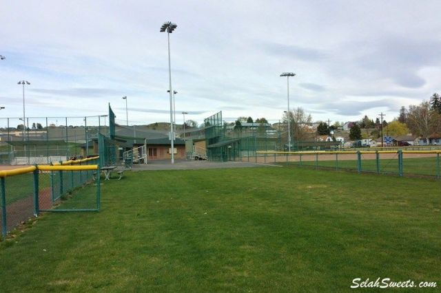 Carlon Park in Selah