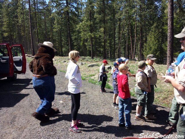 Photos: Selah Cub Scout Pack 276 Wildfire Awareness 1