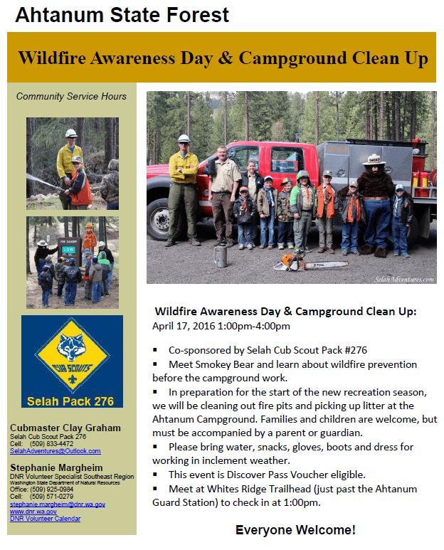 Wildfire Awareness