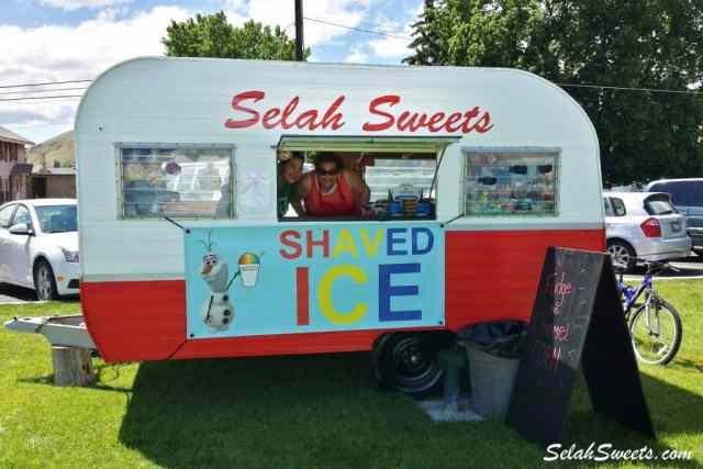 Selah Community Days vendor