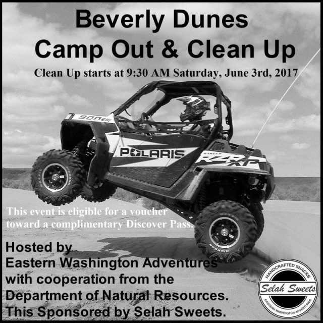 Beverly Dunes Spring Clean Up