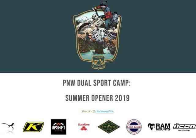 PNW Dual Sport