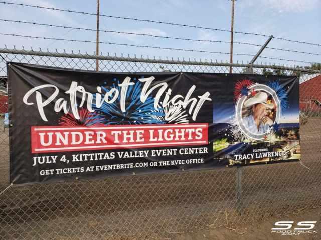 Patriot Night Under the Lights