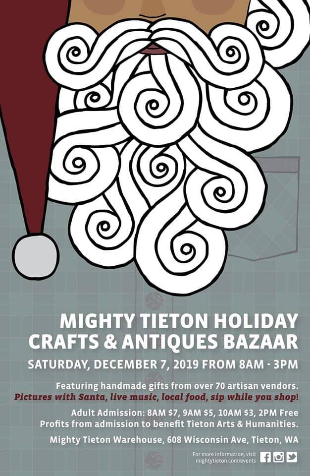 Mighty Tieton Christmas
