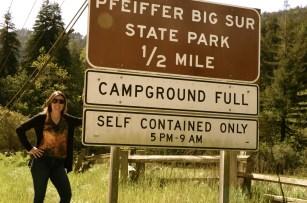 On a roadtrip to Big Sur, California